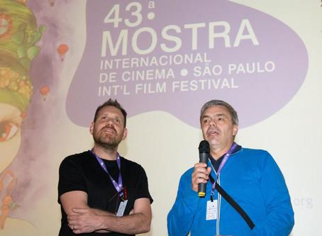 """MOSTRA SP 2019   Bate-papo com o diretor Sebastian Borensztein e o produtor Federico Posternak, de """""""