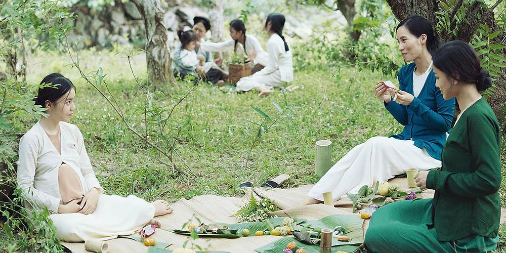 Cena do filme vietnamita A Terceira Esposa (2018) | Foto: Divulgação