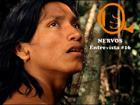 NERVOS Entrevista #16   CHUVA É CANTORIA NA ALDEIA DOS MORTOS