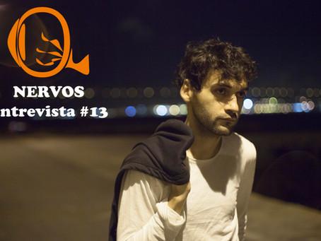 NERVOS Entrevista #13   ANTÓNIO UM DOIS TRÊS