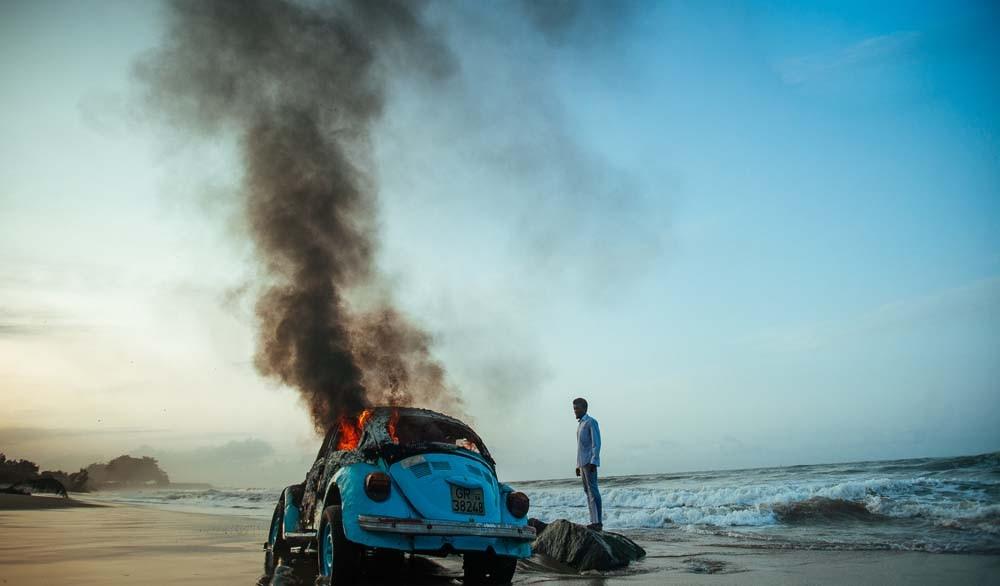 Cena do filme ganês O Enterro de Kojo (2018) | Foto: Divulgação