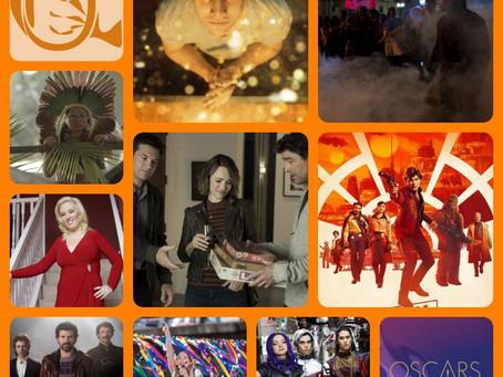 Resumão TV #62 | Semana de 18 a 24/02