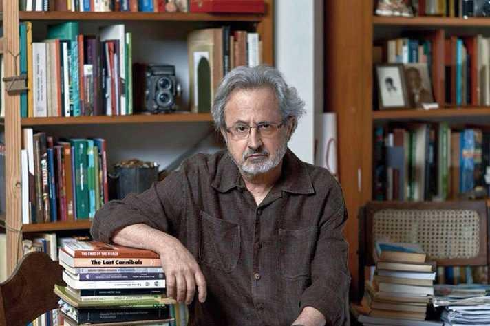Antropólogo brasileiro Eduardo Viveiros de Castro