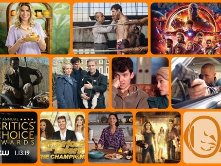 Resumão TV #58 | Semana de 07 a 13/01