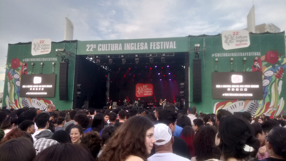 Madame Groove no 22º Cultura Inglesa Festival | Foto: Nayara Reynaud