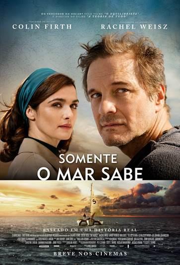 Cartaz de Somente o Mar Sabe (2018) | Divulgação (Paris Filmes)