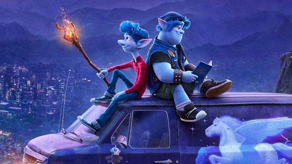 Cena da animação Dois Irmãos: Uma Jornada Fantástica (2020) | Foto: Divulgação (Disney / Pixar)