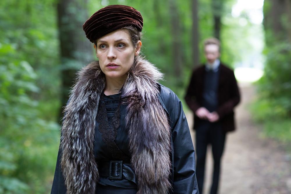 Nicole Heesters em cena do filme alemão (Lou Andreas-Salomé, 2016) | Foto: Divulgação (Cineart Filmes)