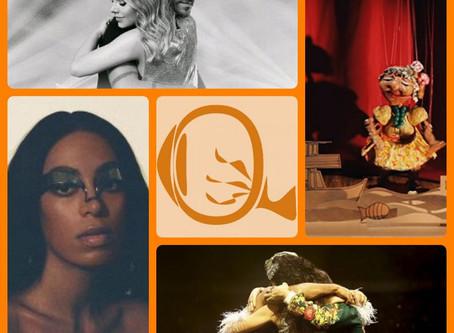 Resumão Musical #1 | Mensal de 17/02 a 17/03