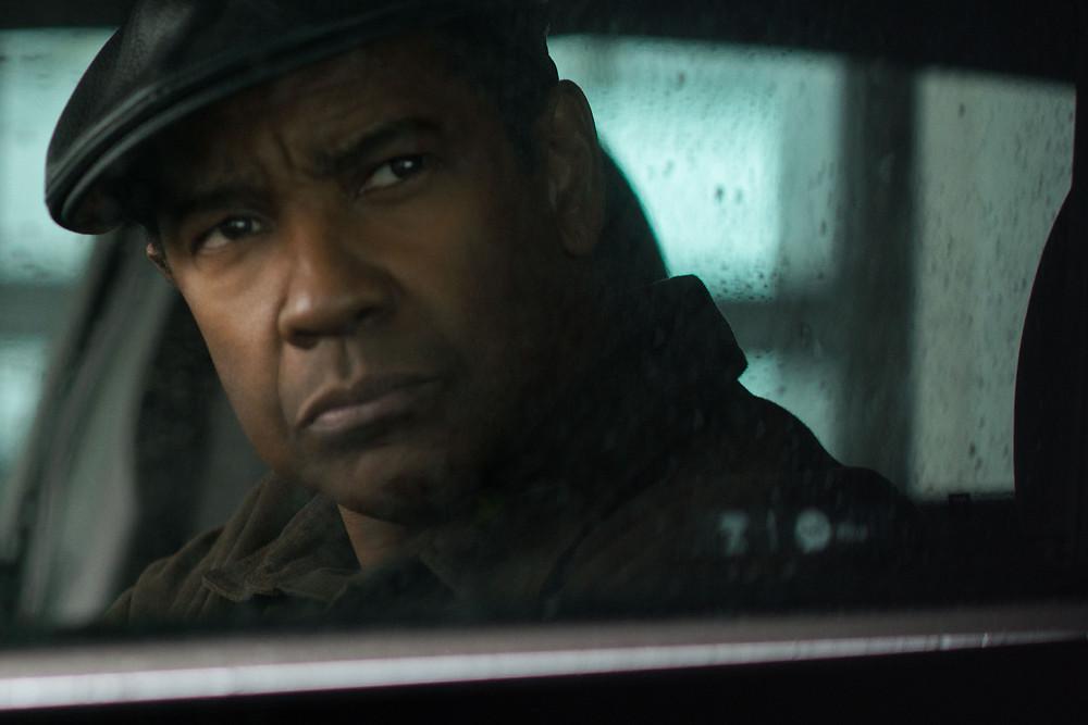 Denzel Washington em O Protetor 2 (2018) | Foto: Divulgação (Sony Pictures)