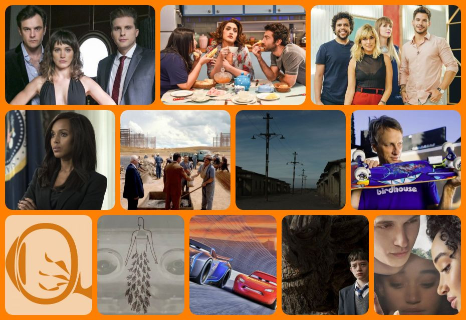 Resumão TV #46: O Outro Lado do Paraíso, Minha Mãe É Uma Peça 2, Missão Design, Scandal, Mil Dias: A Saga da Construção de Brasília, Cidades Fantasmas, Tony Hawk, A Paixão de JL, Carros 3, Sete Minutos Depois da Meia-Noite, e Tudo e Todas as Coisas | Fotos: Divulgação