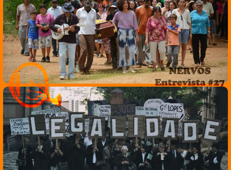 NERVOS Entrevista #27   BACURAU + LEGALIDADE