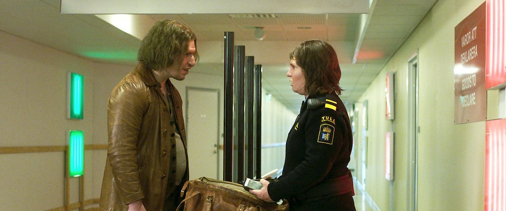 Eero Milonoff e Eva Melander em cena do filme sueco Border (Gräns, 2018) | Foto: Divulgação (Arteplex Filmes)