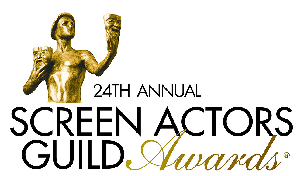 Logo do 24º Annual Screen Actors Guild Awards | Divulgação