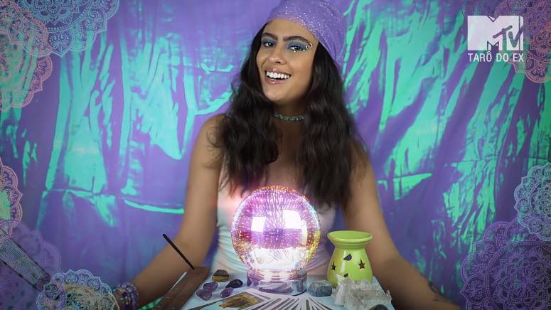 Tarô do Ex com Hana Khalil (2020) | Foto: Divulgação (MTV)