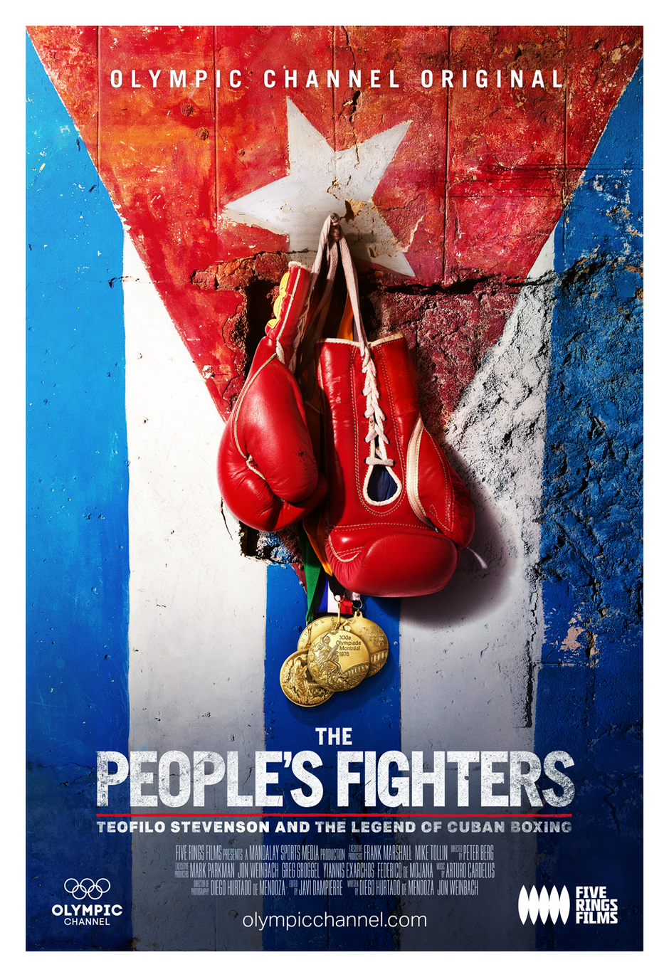 Pôster do filme The People's Fighters (2018) | Divulgação