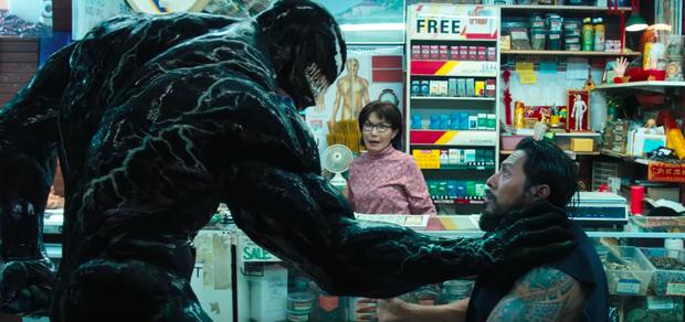 Cena do filme Venom (2018) | Foto: Divulgação