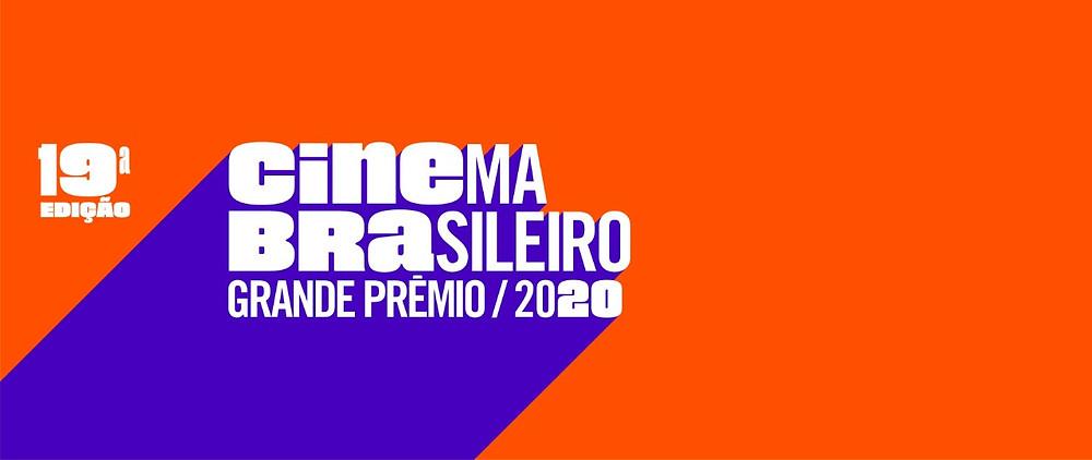 Logo do Grande Prêmio do Cinema Brasileiro 2020 | Foto: Divulgação
