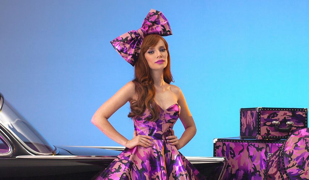 Maria Eugênia Suconic no material de divulgação da quarta temporada do reality show Adotada MTV (2014-) | Foto: Divulgação (MTV)