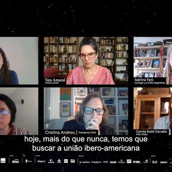MOSTRA SP 2021   Contando os pequenos passos no Seminário Internacional de Mulheres no Audiovisual