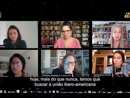 MOSTRA SP 2021 | Contando os pequenos passos no Seminário Internacional de Mulheres no Audiovisual