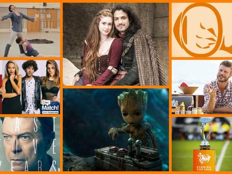 Resumão TV #34 | Semana de 08/01 a 14/01