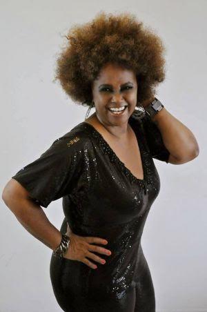 A cantora carioca Sandra de Sá, considerada a diva do soul brasileiro | Foto: Divulgação (Sony Music / Créditos: Raíssa Fortes)