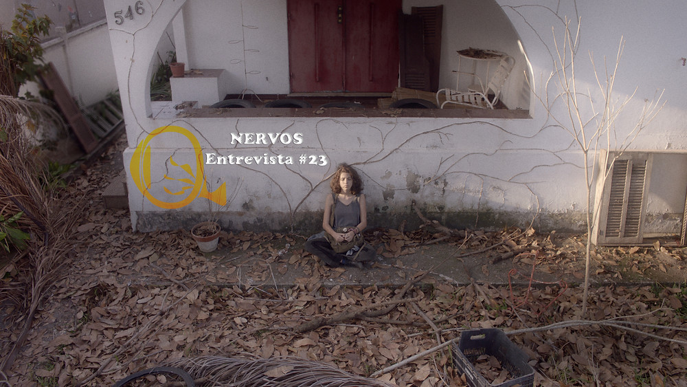 NERVOS Entrevista #23 | Jeanne Boudier em cena do filme Deslembro (2018) | Foto: Divulgação