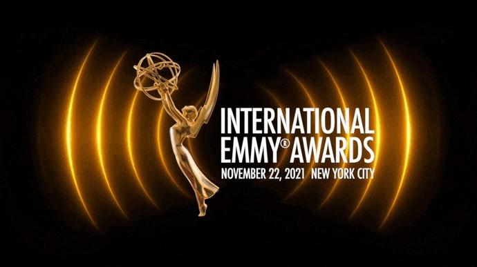 Logo do Emmy Internacional 2021   Divulgação
