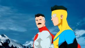 INVENCÍVEL   Reconstrução do mito do super-herói