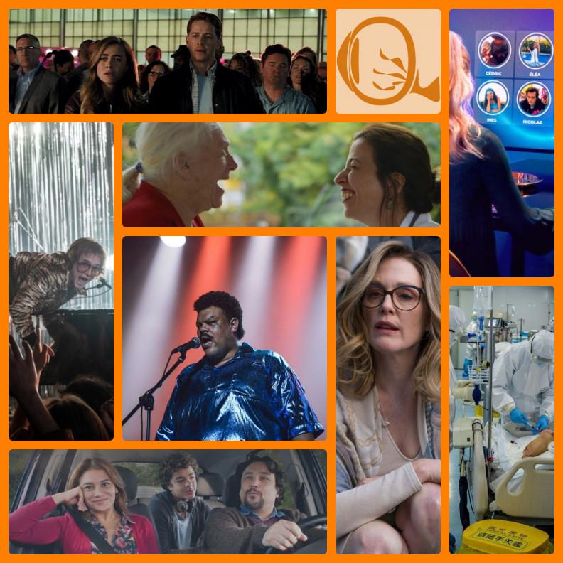 Registro da série documental Missões de Vida (2020) | Divulgação: Cinemax