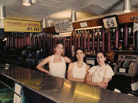 WOMEN IN MUSIC PT. III | Um passeio sonoro das Haim