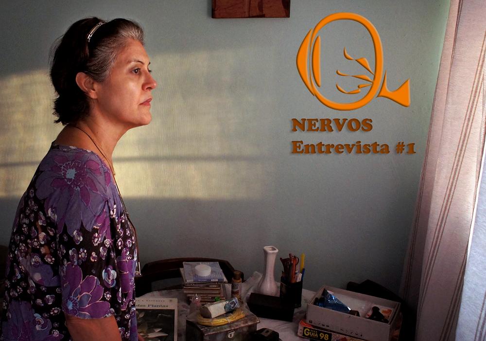 NERVOS Entrevista #1 | Magali Biff em cena do filme nacional Pela Janela (2017), de Caroline Leone | Foto: Divulgação (Dezenove Som e Imagens)