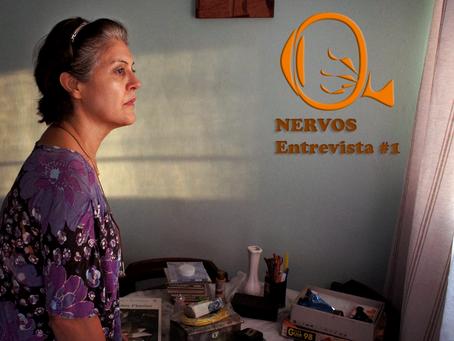 NERVOS Entrevista #1 | PELA JANELA