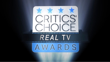 Logo do 2º Critics Choice Real TV Awards