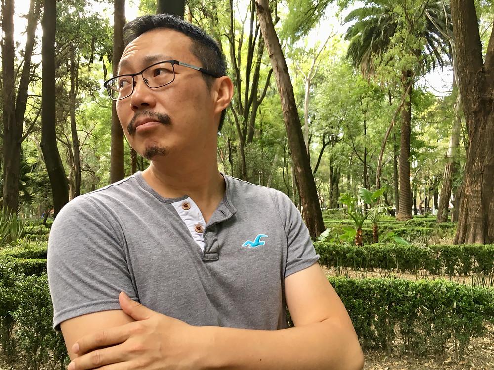 O viajado cineasta chinês Li Cheng   Foto: Divulgação (Mostra Internacional de Cinema em São Paulo)