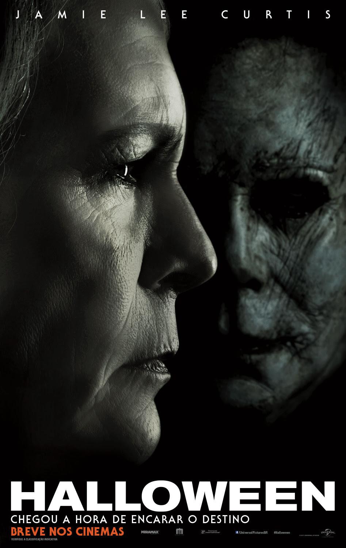Cartaz de Halloween (2018)