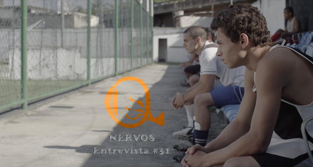 NERVOS Entrevista #31 | Ariclenes Barroso em cena do filme Aspirantes (2015) | Foto: Divulgação (Crisis Produtivas)