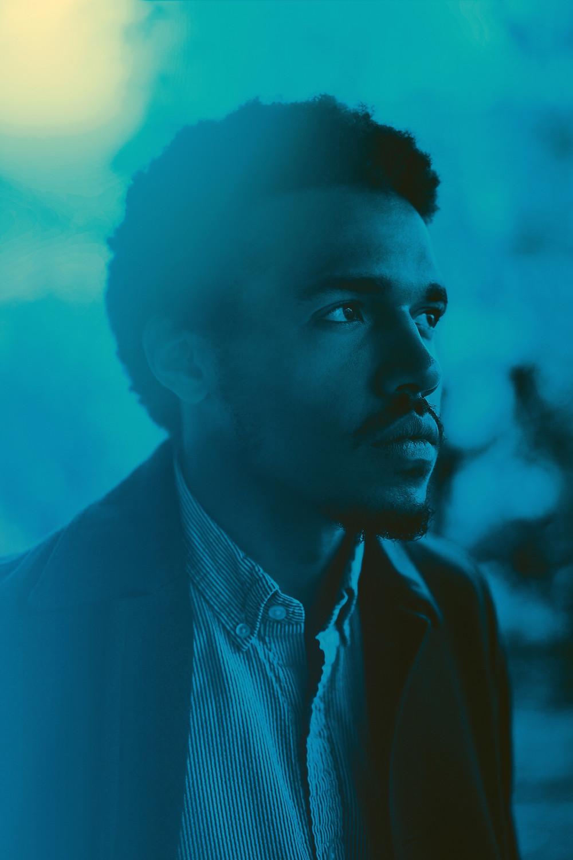 O cantor norte-americano de soul Benjamin Booker   Foto: Divulgação