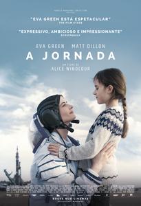 Cartaz do drama A Jornada (2019) de Alice Winocour   Divulgação (Paris Filmes)