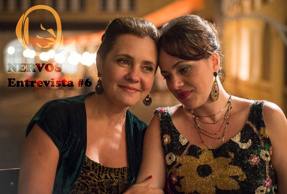 NERVOS Entrevista #6 | Adriana Esteves e Karine Teles em cena do filme Benzinho (2018) | Foto: Divulgação (Vitrine Filmes)