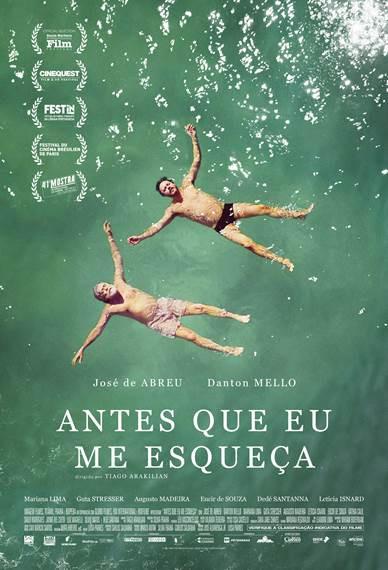 Cartaz do filme Antes Que Eu Me Esqueça (2017) | Divulgação