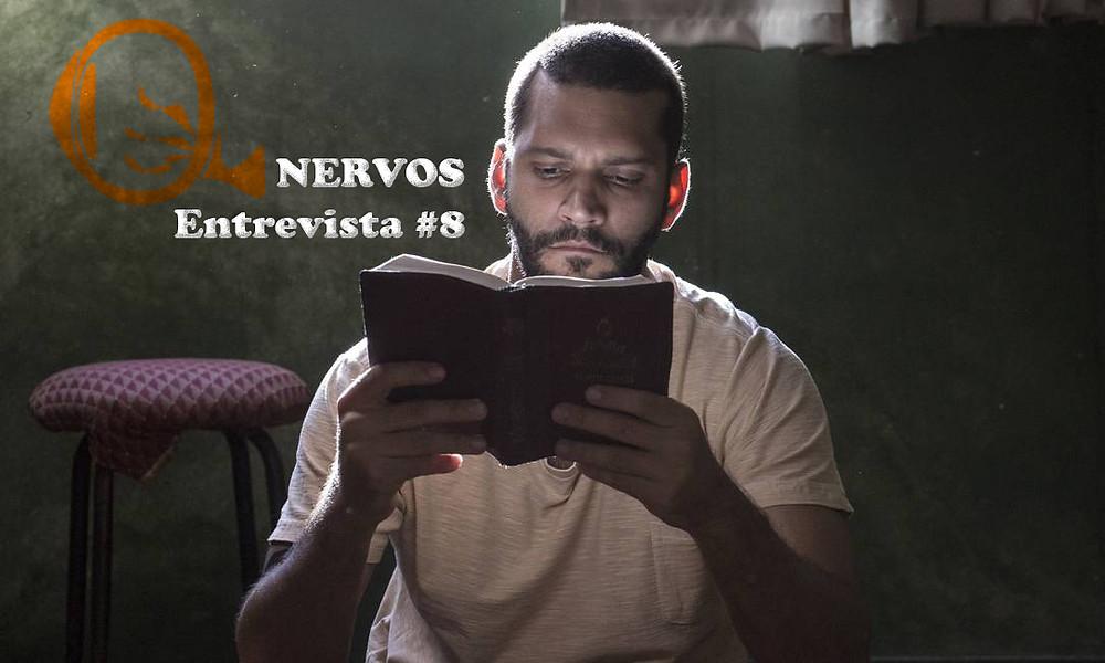 NERVOS Entrevista #8 | Armando Babaioff em cena do filme Homem Livre (2017) | Foto: Divulgação (Olhar Distribuição)
