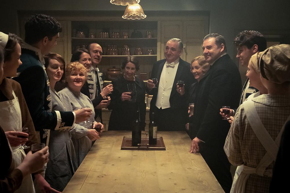 Cena do filme Downton Abbey (2019)   Foto: Divulgação (Universal)