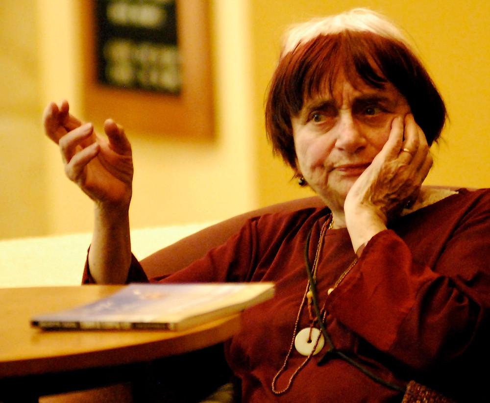 Cineasta belga Agnès Varda