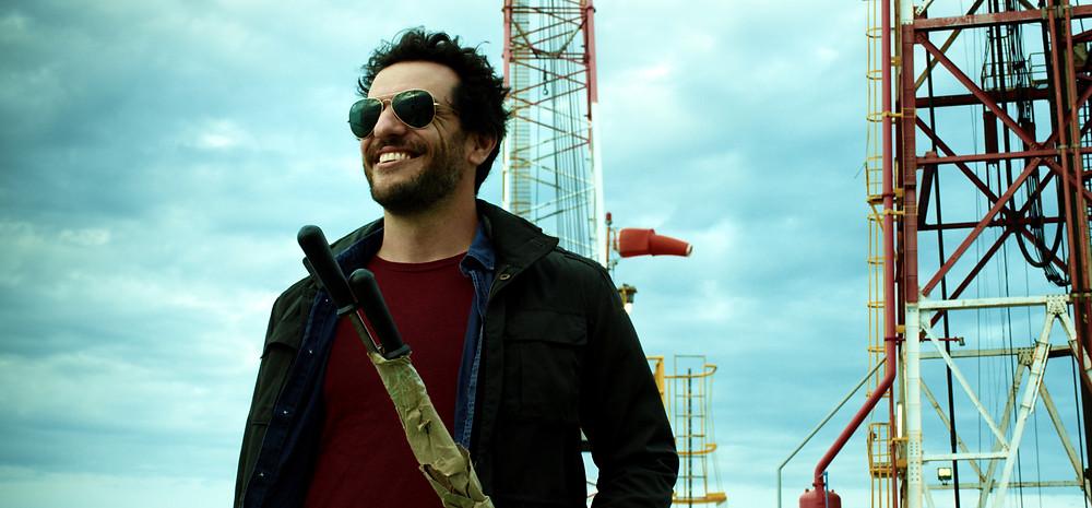 Rodrigo Lombardi no filme nacional O Olho e a Faca (2018) | Foto: Divulgação (Mostra Internacional de Cinema em São Paulo)