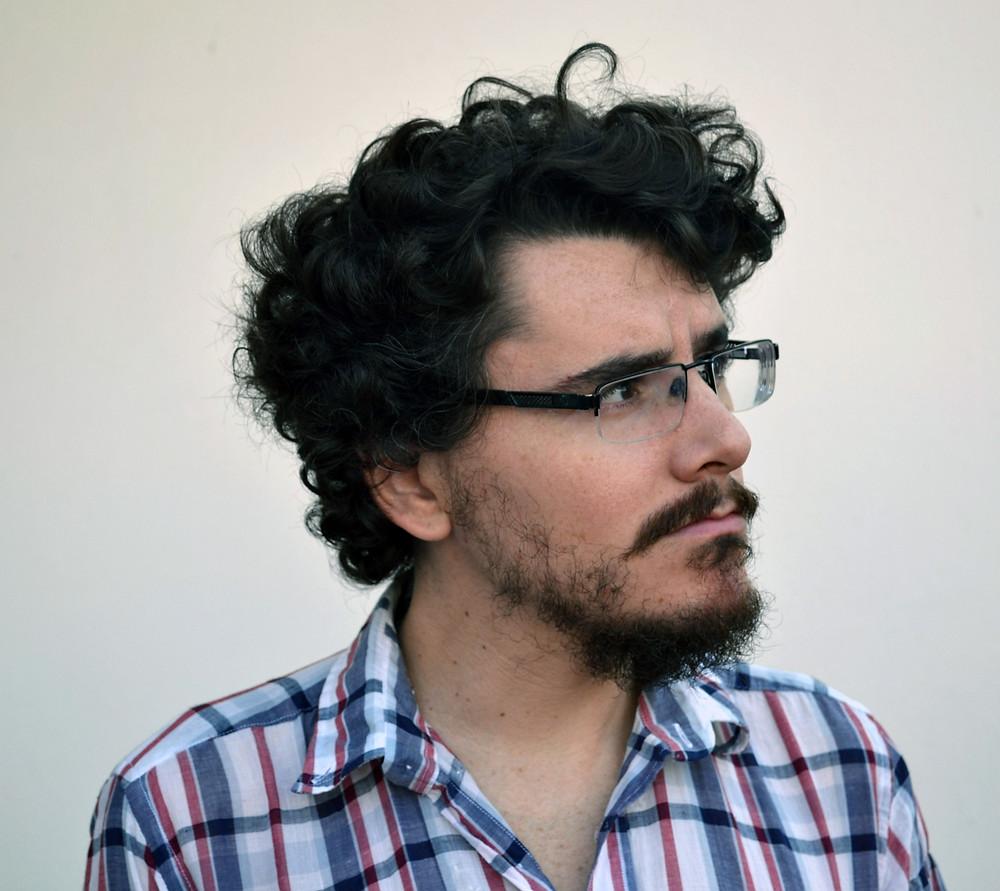 Sebastián Caulier, diretor do drama argentino O Rebanho (2017) | Foto: Divulgação (Mostra SP)