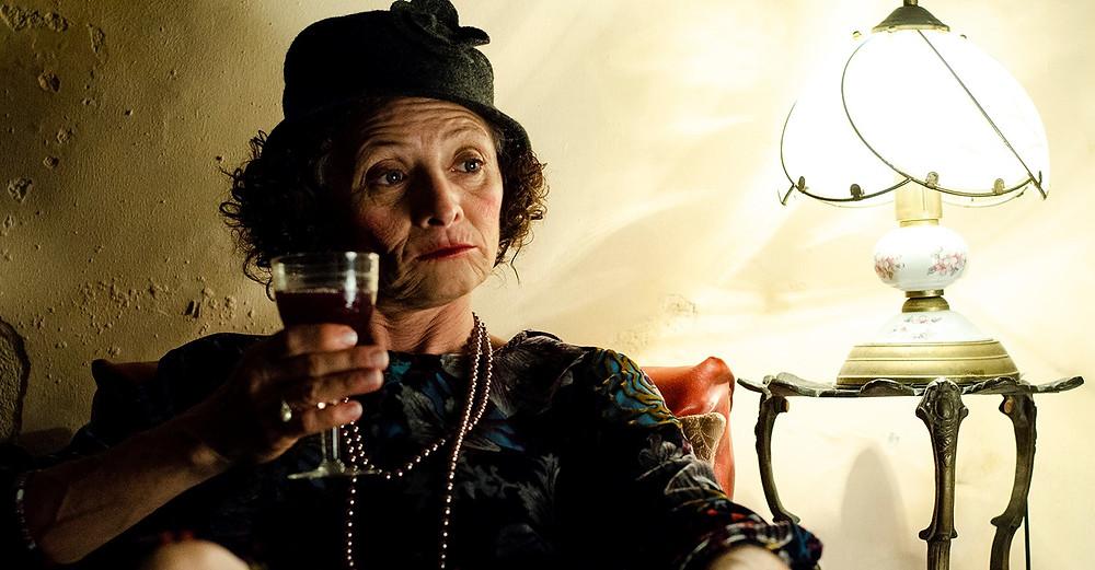 Marcélia Cartaxo em cena do filme Pacarrete (2019), de Allan Deberton | Foto: Divulgação (Arthouse)