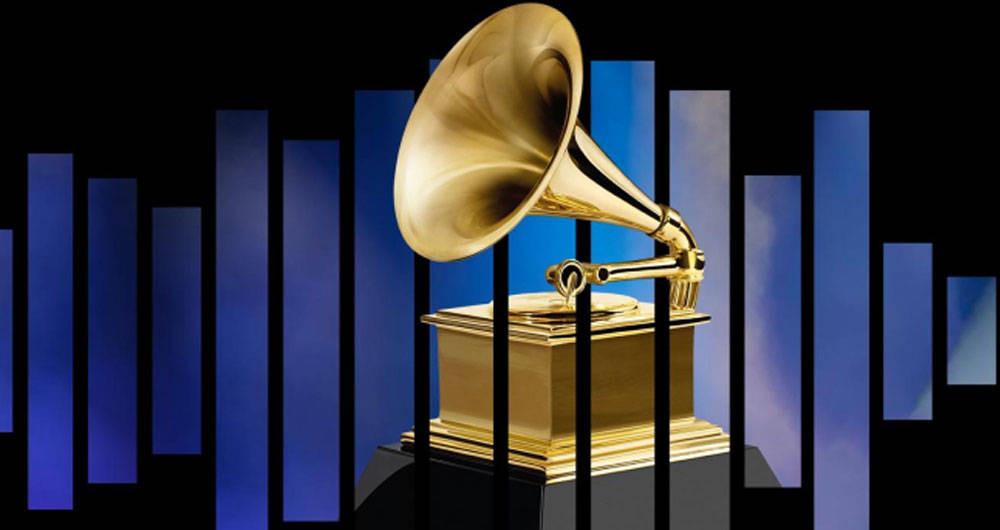 Logo do 61º GRAMMY Awards | Foto: Divulgação (Grammy)