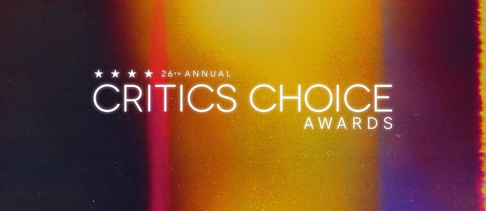 Logo do 26º Critics Choice Awards | Divulgação